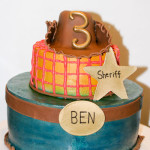 Toy story boy birthday cake