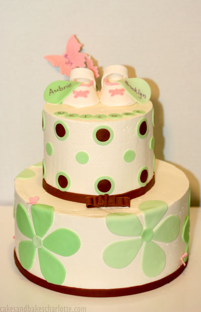 Twin Cakes Charlotte