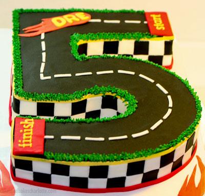 Brilliant Racing Birthday Cake Cakes Bakes Funny Birthday Cards Online Aboleapandamsfinfo