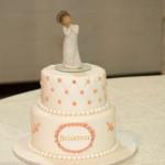 Unity cake for wedding